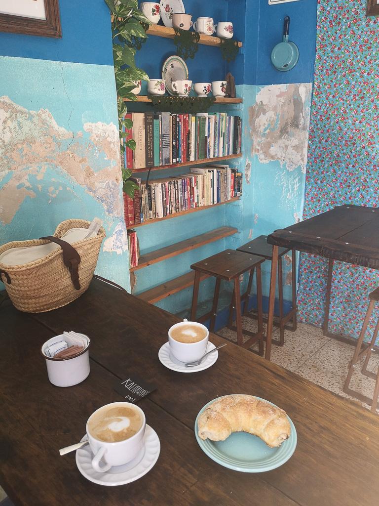 Cafeto y Baristas