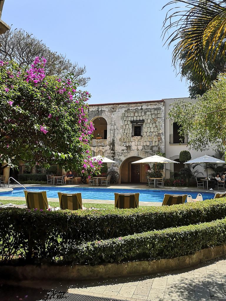 Boutique Hotel Quinta Real Oaxaca