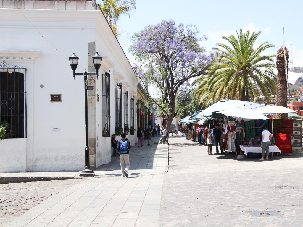 Mercadillo Oaxaca