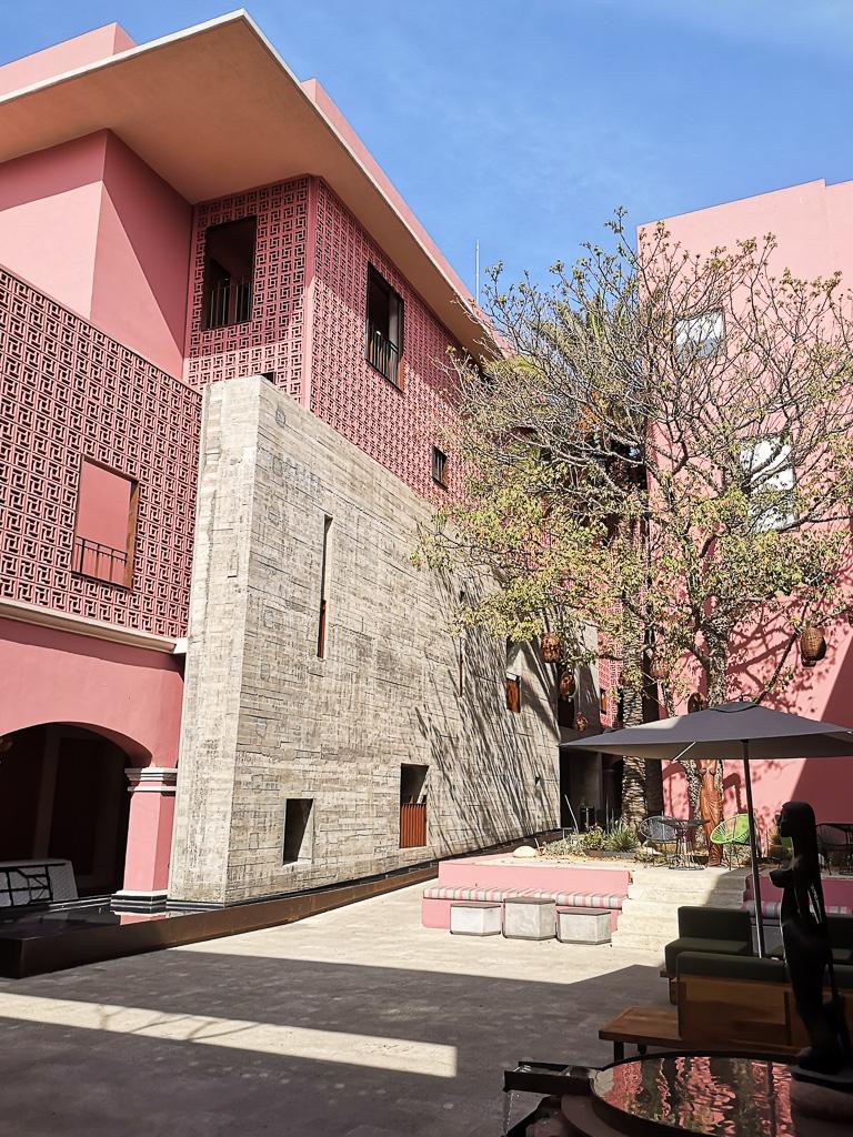 Boutique hotel City Central Oaxaca