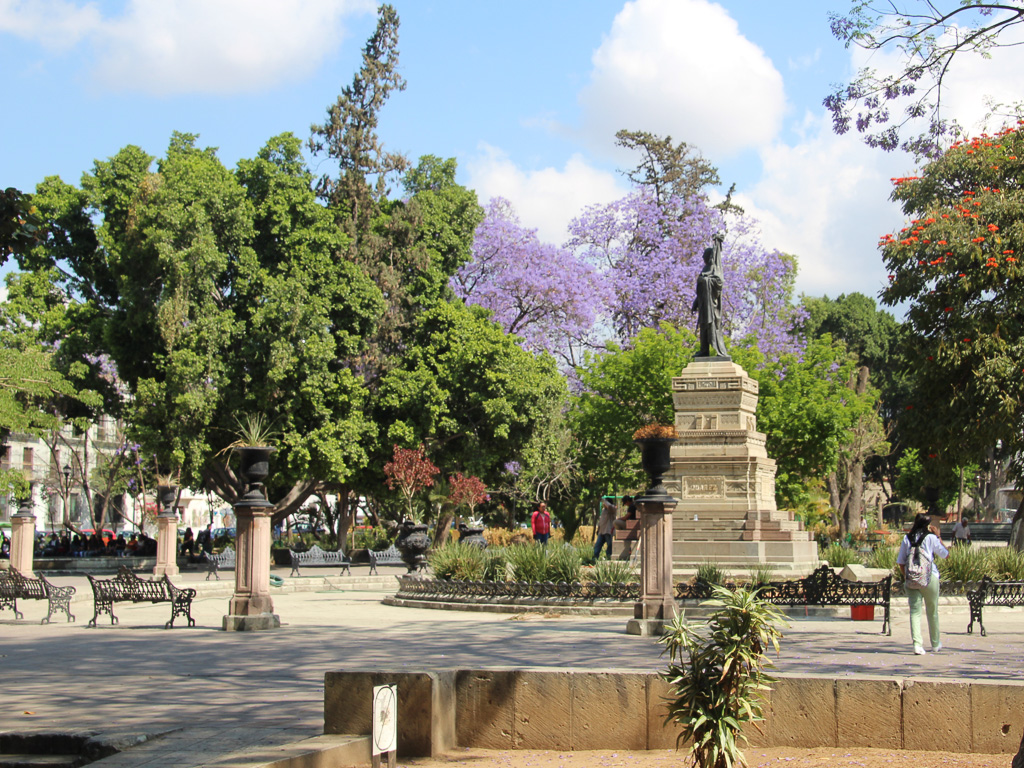 Parque Oaxaca