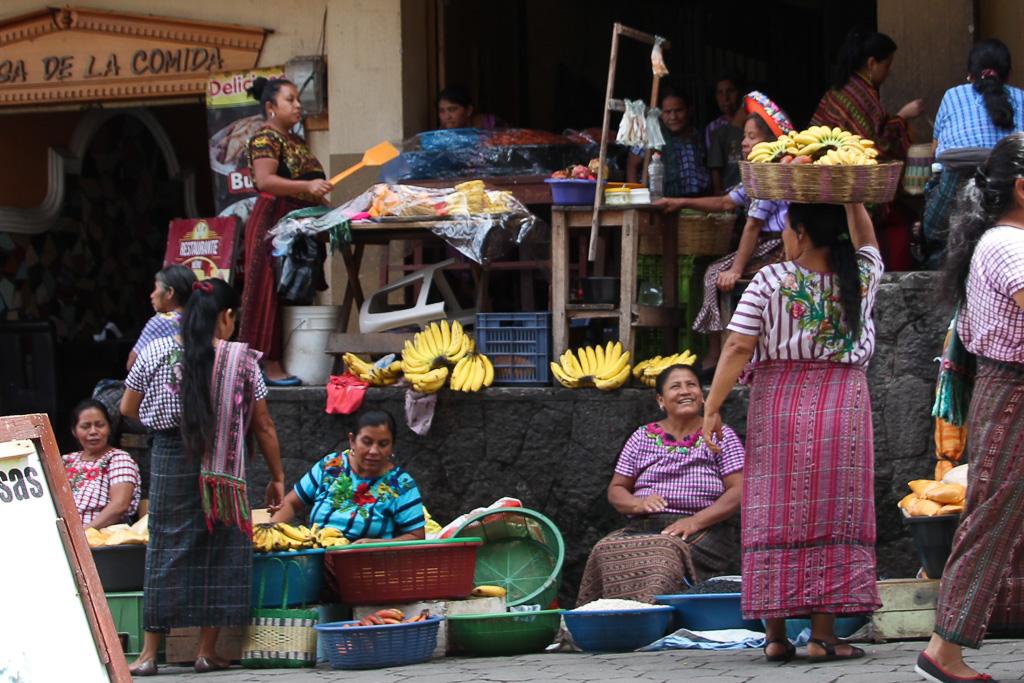 Santiago marked Lake Atitlan guide