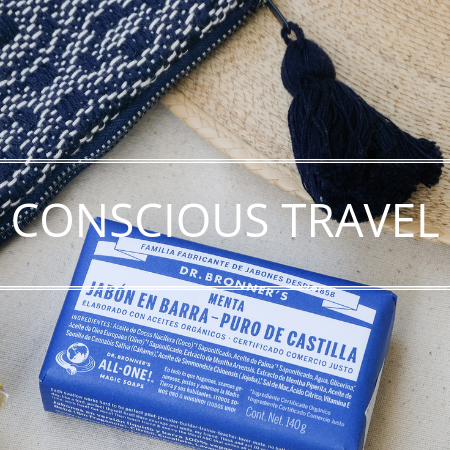 Conscious travel routines