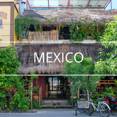 Coffee shops in Playa del Carmen
